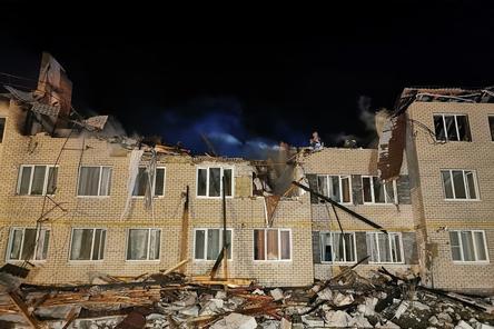 Telegram: газ в рухнувший дом в Дальнеконстантиновском районе незаконно провела фирма экс-главы поселка