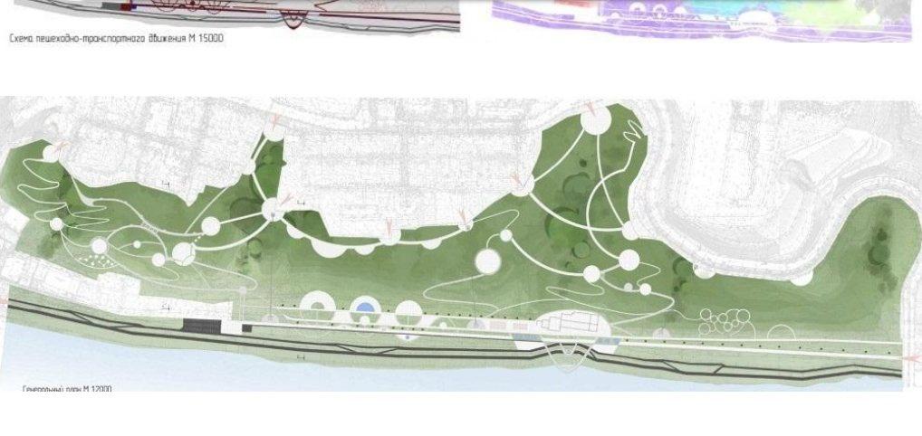 Девять вариантов развития парка «Горки» предложили нижегородские студенты - фото 6