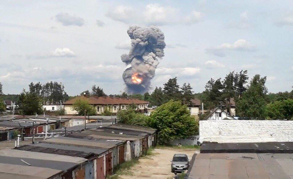 Пятеро сотрудников саровского КБ №12 погибли во время испытаний РДУ в Северодвинске - фото 1