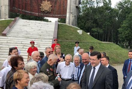 Парк Славы перешел в собственность Нижнего Новгорода