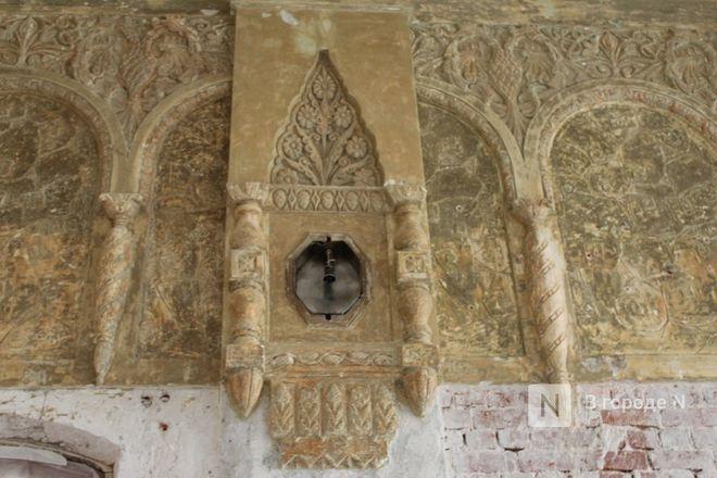 Реставрация исторической лепнины началась в нижегородском Дворце творчества - фото 25