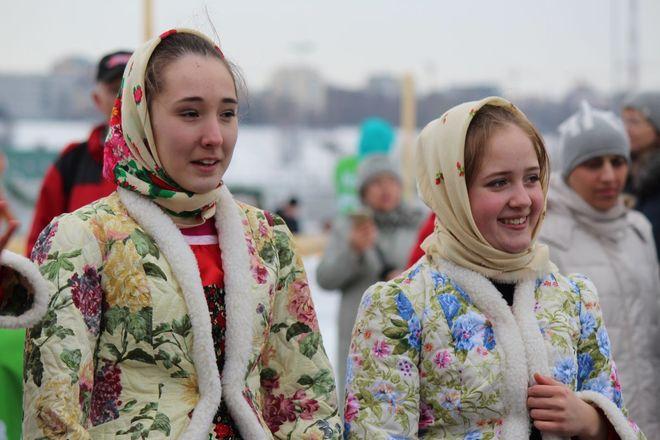 Нижегородцы отметили спортивную Масленицу в «Зимней сказке» - фото 16