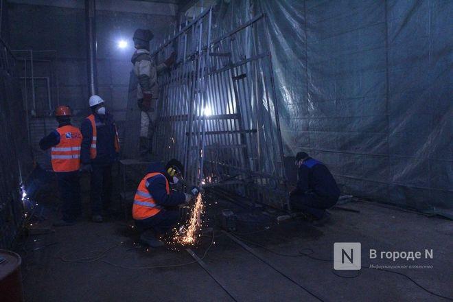 Как идет реставрация исторической ограды парка «Швейцария» - фото 27