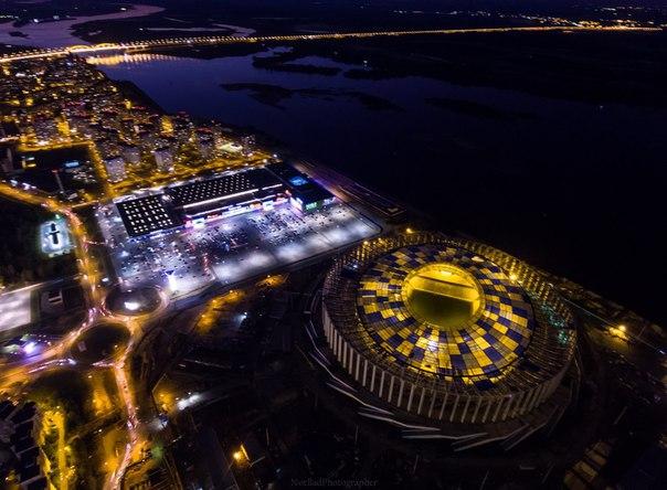 Готовность стадионаЧМ вНижнем Новгороде проверит комиссия Совета Федерации