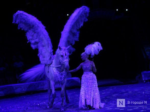 Чудеса «Трансформации» и медвежья кадриль: премьера циркового шоу Гии Эрадзе «БУРЛЕСК» состоялась в Нижнем Новгороде - фото 7