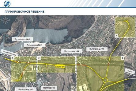 Дорогу Неклюдово — Золотово начнут строить уже в 2018 году