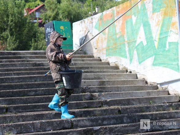 Праздник в пандемию: как Нижний Новгород отметил 799-летие - фото 15