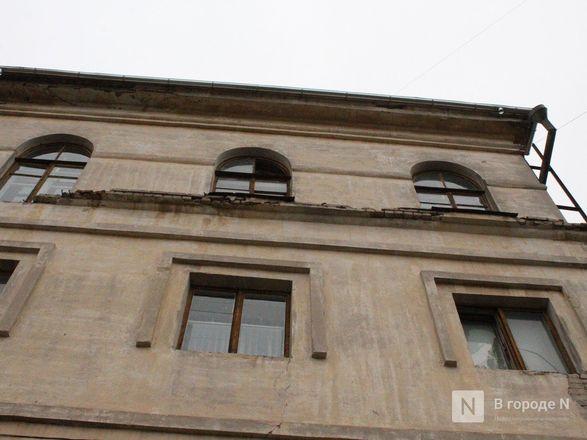 Текущую крышу в нижегородской гимназии № 67 отремонтируют через две недели - фото 29