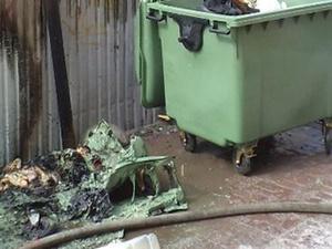 Мертвую новорожденную девочку нашли в мусорном контейнере в Нижнем Новгороде