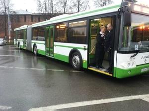 Автобусы-гармошки отремонтируют в Нижнем Новгороде