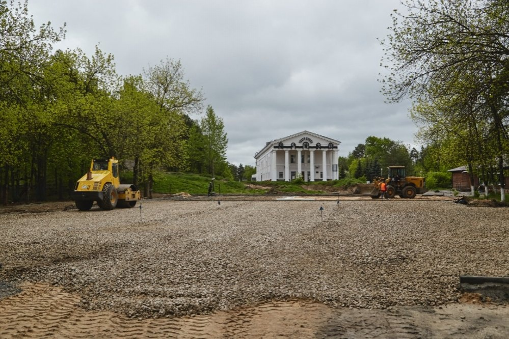58,5 млн рублей дополнительно выделено на благоустройство Центрального парка в Дзержинске - фото 1