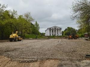 58,5 млн рублей дополнительно выделено из облбюджета на благоустройство Центрального парка в Дзержинске