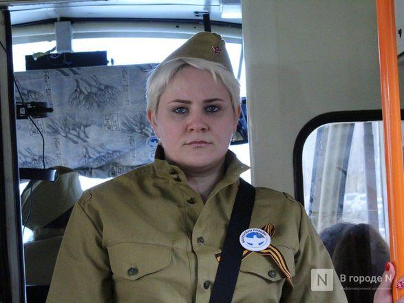 «Трамвай Победы» начал ходить по Нижнему Новгороду - фото 26
