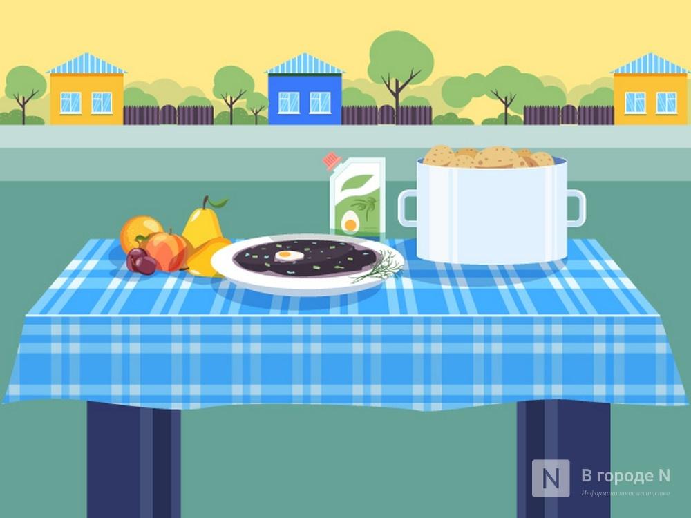 Пунш, окрошка и картошка: лучшие блюда для дачных вечеров - фото 1