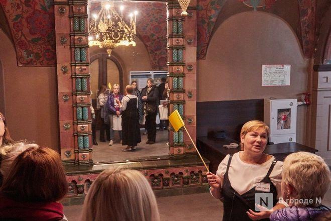 Победители проекта «В городе N» побывали на эксклюзивной экскурсии в Госбанке на Большой Покровской - фото 45