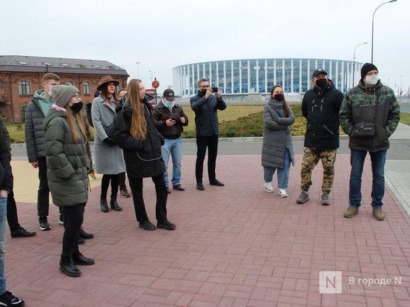 Нижегородская Стрелка: между прошлым и будущим - фото 16