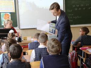Электричество в быту: необычный урок посетили школьники на Бору