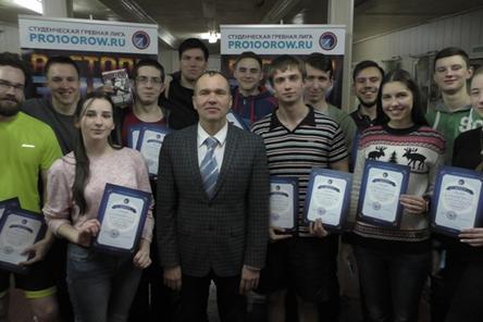 Студенты ВГУВТ успешно завершили пятый и шестой этапы зимнего сезона Студенческой гребной лиги в гонках на гребных тренажерах