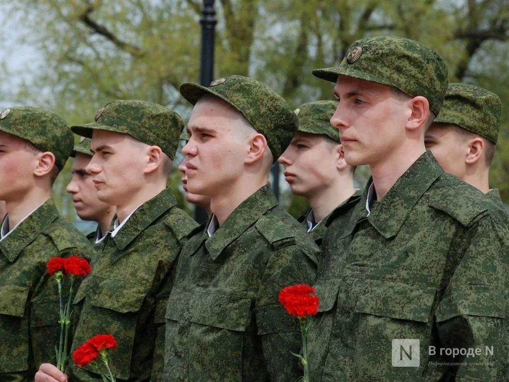 Около 2000 нижегородцев призовут в армию осенью 2019 года - фото 1