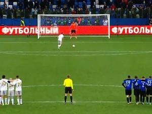 «Горожане» капитулировали в серии пенальти кубкового матча против «Шинника»