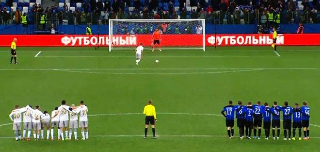 «Горожане» капитулировали в серии пенальти кубкового матча против «Шинника» - фото 1