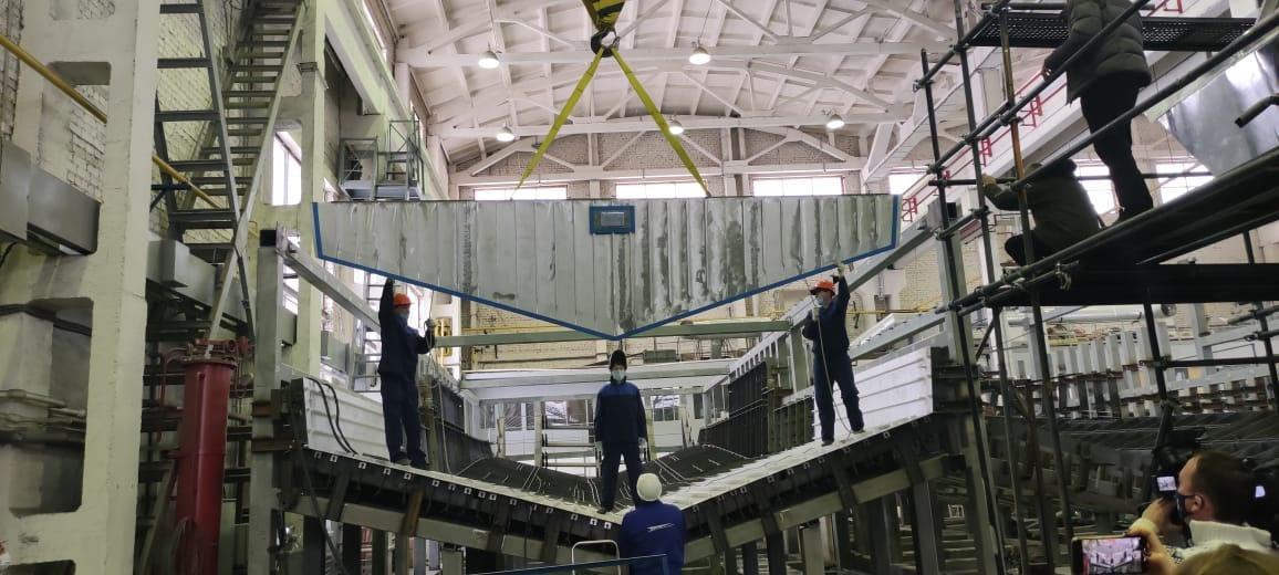 Строительство второго «Метеора 120Р» начинается в Нижегородской области - фото 1