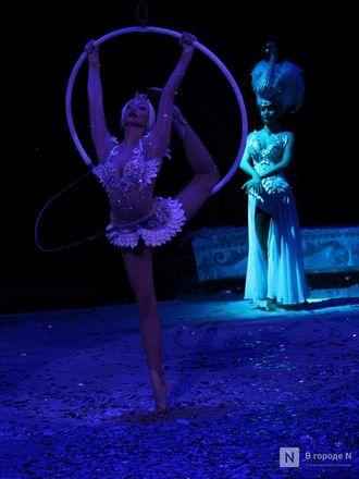 Чудеса «Трансформации» и медвежья кадриль: премьера циркового шоу Гии Эрадзе «БУРЛЕСК» состоялась в Нижнем Новгороде - фото 99