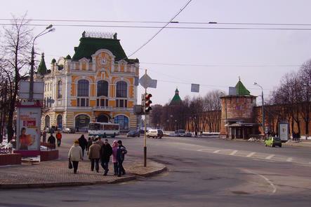 Движение транспорта в центре Нижнего Новгорода изменится 4 ноября