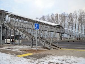Движение по М-7 из Нижнего Новгорода в сторону Дзержинска ограничат
