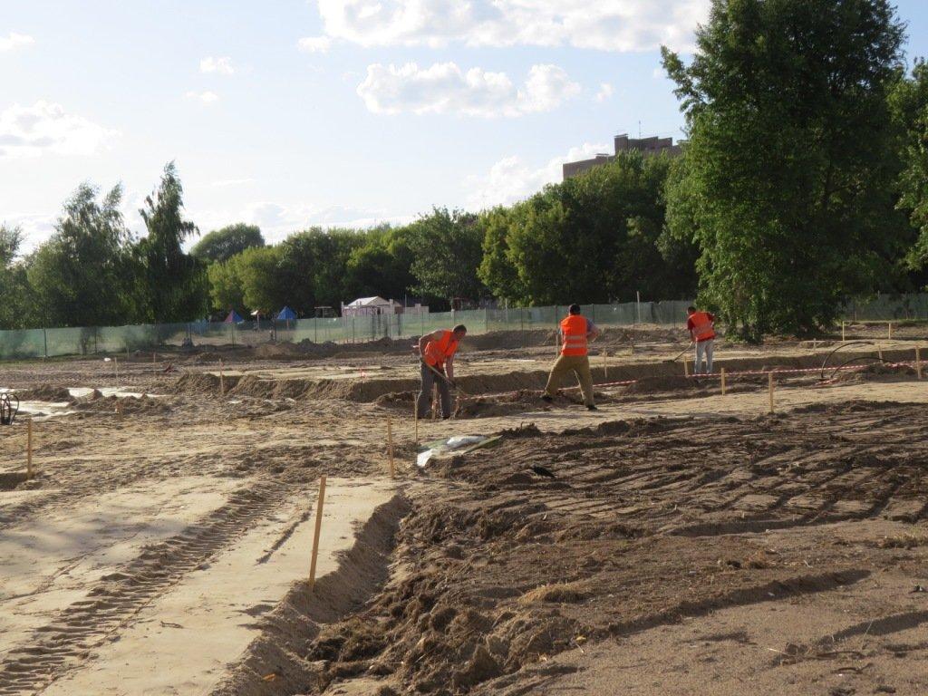 Сквер на Прыгунова и второе парковое озеро на Автозаводе благоустроят за 60 миллионов рублей - фото 1