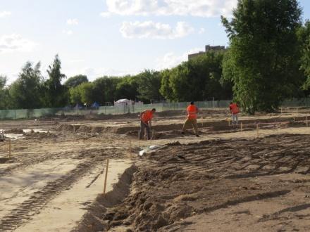 Сквер на Прыгунова и второе парковое озеро на Автозаводе благоустроят за 60 миллионов рублей