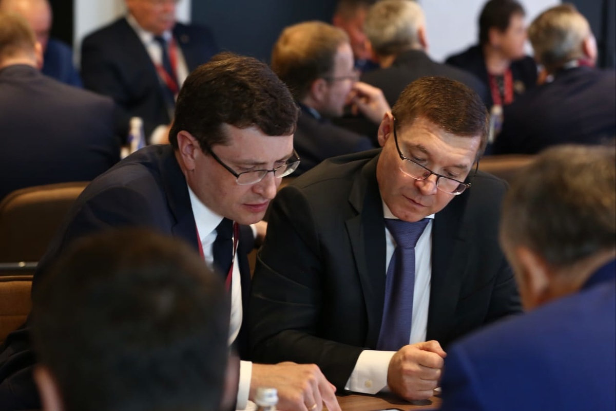 Нижегородская область привлечет более 130 млрд рублей на инфраструктурные проекты до 2031 года - фото 1