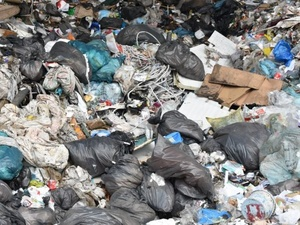 Отходы продолжают сбрасывать на закрытую свалку в Богородске