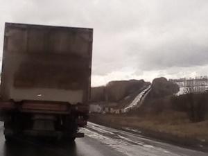 Ограничения движения на мосту через Кудьму снимут раньше срока