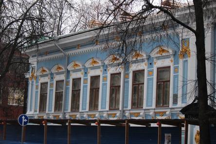 Ремонт двух музеев Горького в Нижнем Новгороде завершится до конца 2017 года