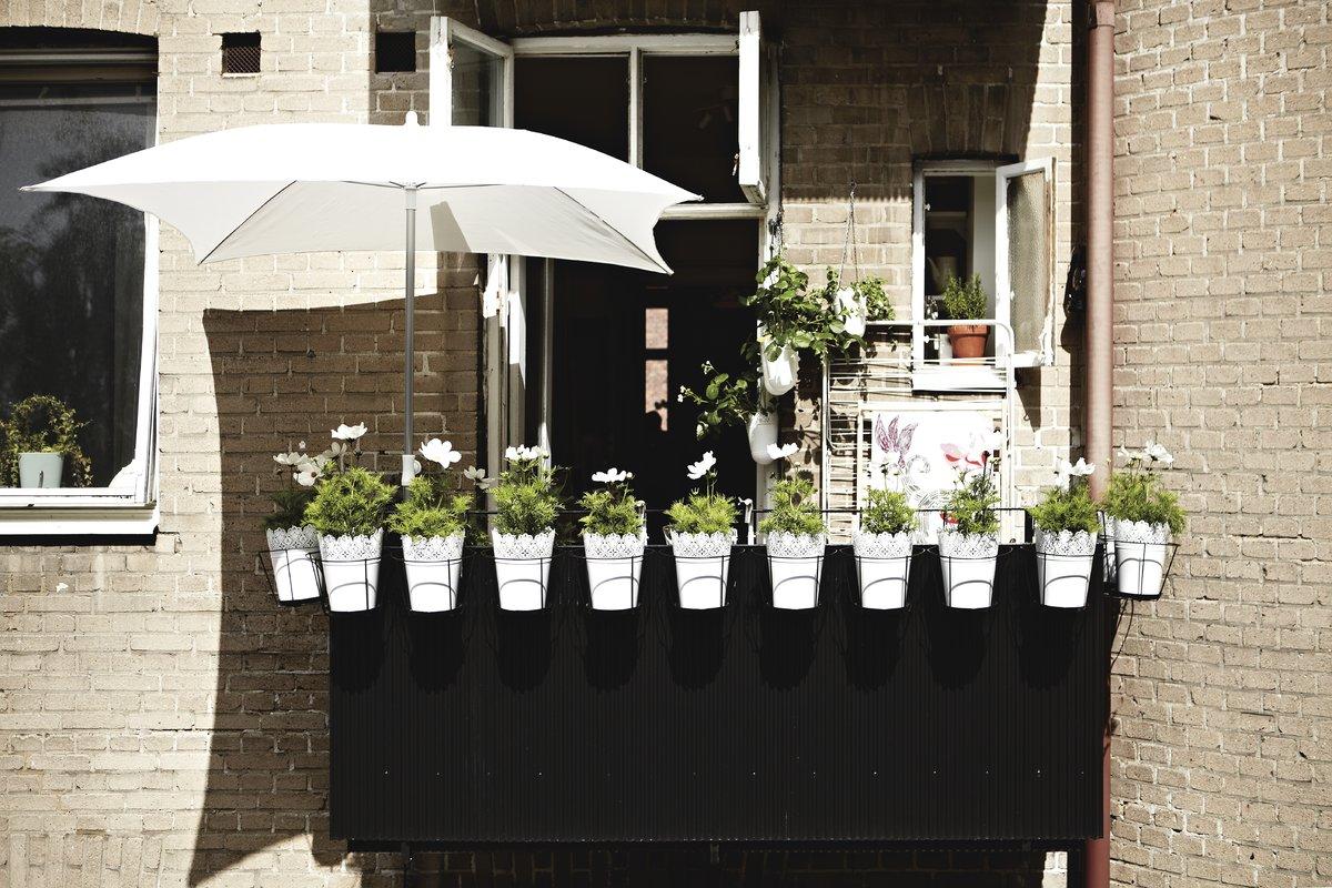 3 идеи благоустройства балкона, которые сделают его любимым местом для отдыха - фото 1