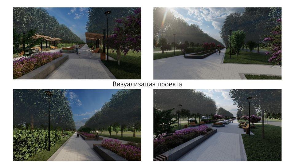 Детская площадка с барабанами и велопарковка появятся в сквере на Звездинке - фото 2