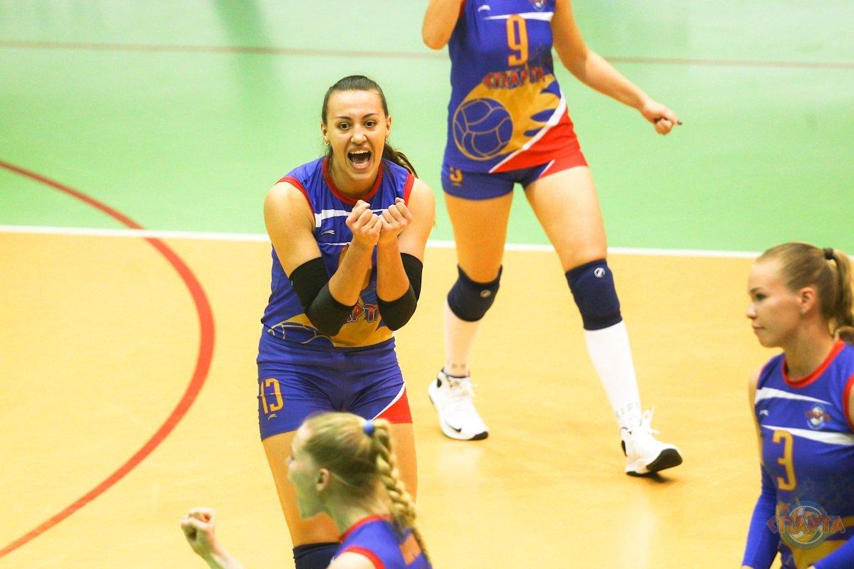 «Спарта» на старте сезона одержала две победы в первом туре Высшей лиги «А» - фото 1
