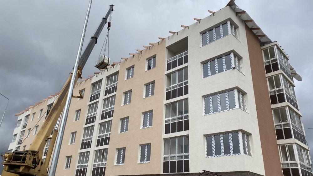 Два дома в ЖК «Новинки Smart City» достроят в ноябре - фото 1