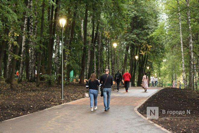 Обновленный парк «Швейцария» в Нижнем Новгороде открылся для посещения - фото 6