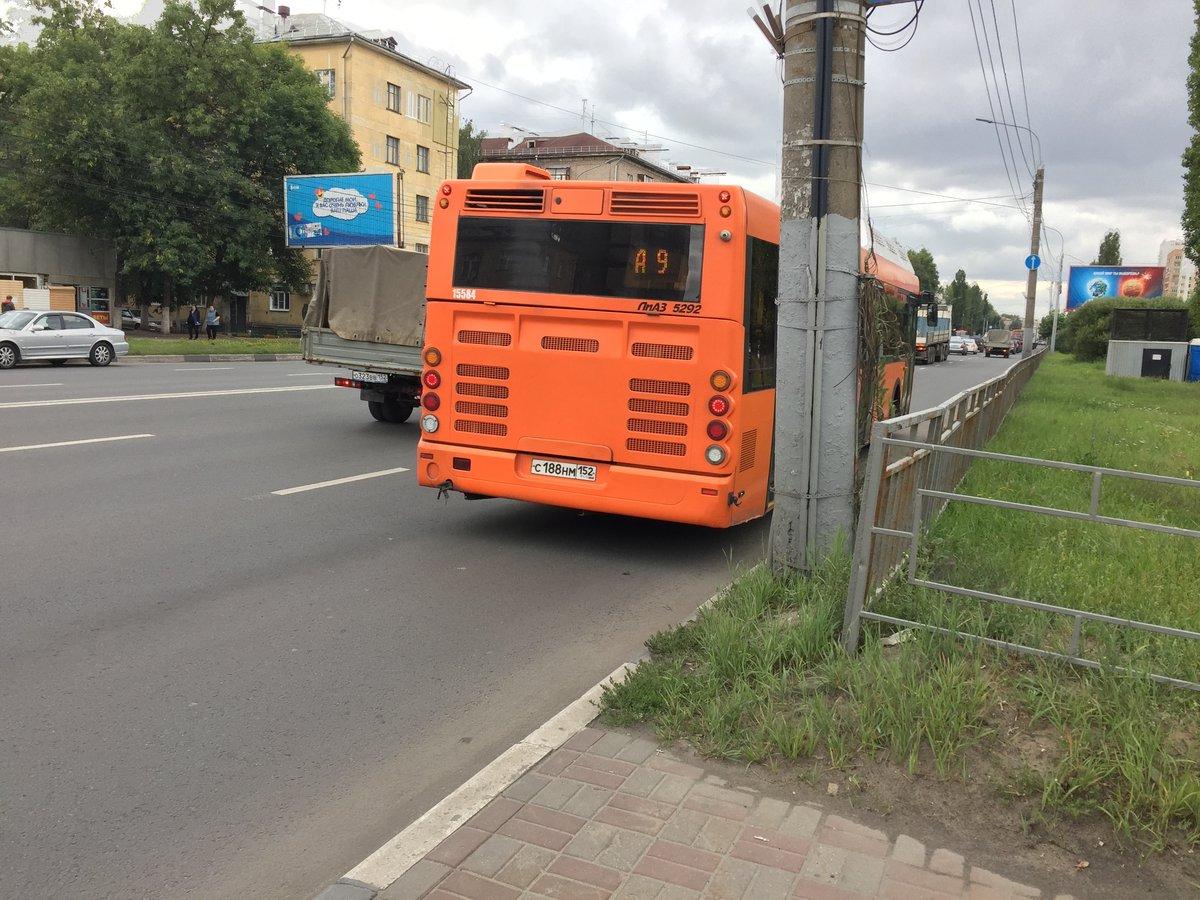 Водителя автобуса девятого маршрута наказали за хамское отношение к трем нижегородкам - фото 1