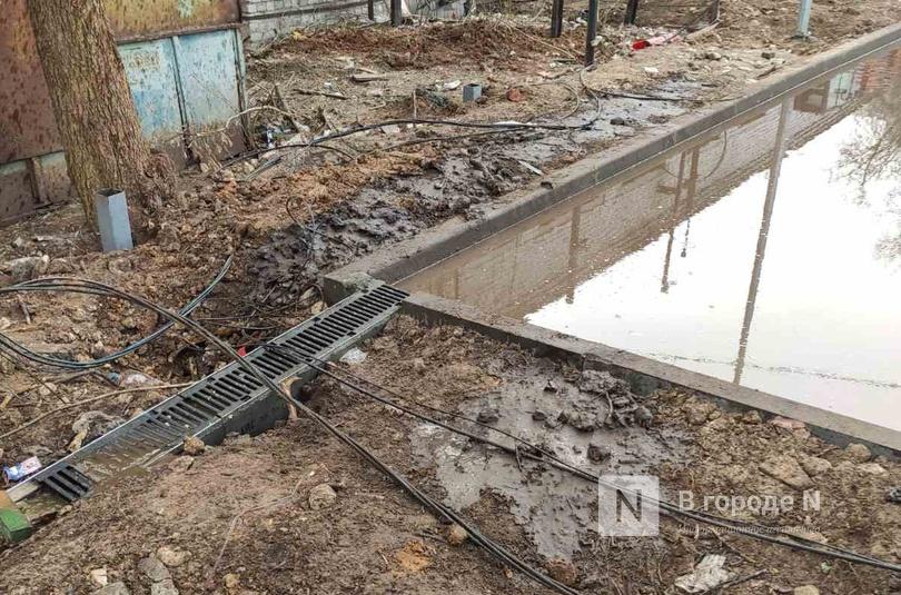 Строители инфекционного госпиталя раскурочили двор жителям с улицы Генкиной - фото 4