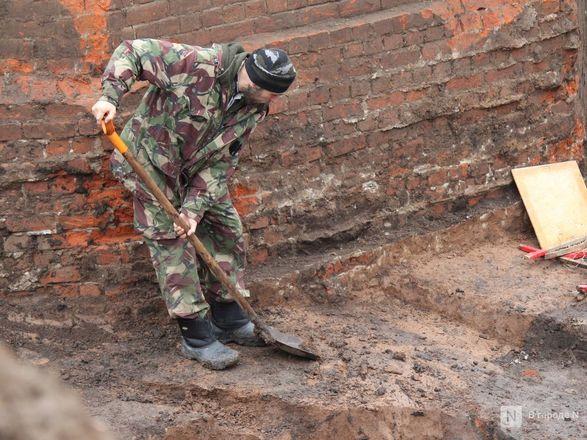 Слои нижегородской истории: что нашли археологи в Кремле - фото 34