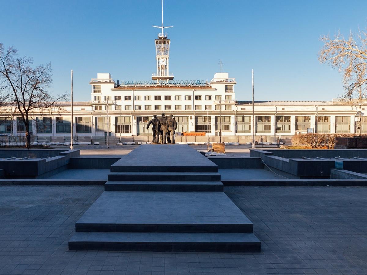 Благоустройство трех территорий в Нижнем Новгороде отстает от графика - фото 1