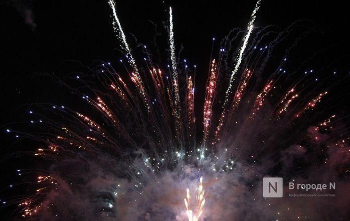 «Столица закатов» без солнца: как прошел первый день фестиваля музыки и фейерверков в Нижнем Новгороде - фото 67