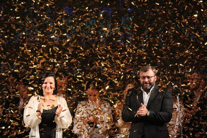 Автографы от звезд и награждение победителей: в Нижнем Новгороде завершился «Горький fest» - фото 14