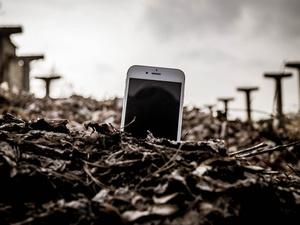 Коронавирус может жить на экране смартфона четыре дня