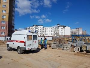 Нижегородских строителей каждый день осматривает бригада врачей