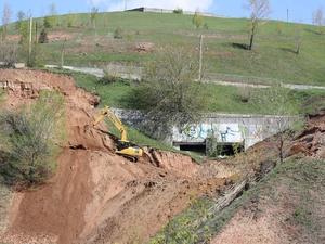 Нижегородцы очистят от мусора территорию будущего парка «Горки»