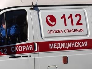 Два человека попали в больницу в результате аварии в Воскресенском районе